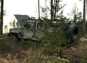 Den andra Galten hittades strax norr om Möklinta. Foto: Polisen