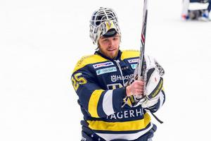 Felix Sandström, vann direkt i sin debut i AHL.