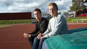 Andreas Gustafsson och Emil Uhlin kommer också att delta i EM-tävlingar under sommaren.