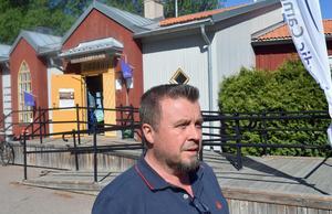 Thomas Pilestam är ny platschef i Mellsta.