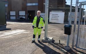 Huvudskyddsombudet Leif Ericsson har haft planer på att stänga arbetsplatsen.