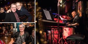 Under lördagen den 30 november var det dags för evenemanget Julrock i Blueskällaren på Brux.