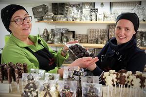 Samarbetet mellan den gamla och nya ägaren av Jelstjes chokladpraliner är redan i gång.