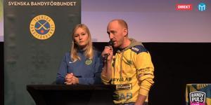 Emma Nilsson och Joakim Brattkull.