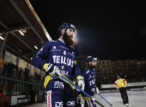 Martin Krighs Tellus ställs mot Falun på lördag, i en av veckans livesända matcher på Bandypuls.