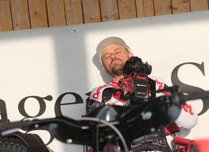 Piotr Protasiewicz försökte komma över smärtan mellan heaten.