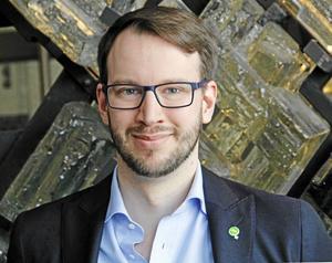 Johannes Wretljung Persson (MP) och valnämnden utvärderar just nu hur valet i Västerås har gått till.