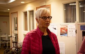 Anita Bolkeus pappa bor sedan juli i år på Hamrelunds särskilda boende och hon oroar sig för hur han ska reagera på beslutet.