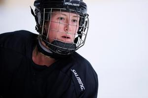 Tawnya Guindon är klar för Leksand. Foto: Mathias Bergeld (Bildbyrån).