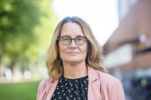 Katarina Ekspong, ny chefredaktör på Gefle Dagblad.