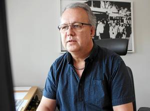 Janne Andersson är trafikchef vid Dalatrafik.