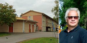 Ulrik Nordin är kritisk till att de äldre nu bara var fjortonde dag kan gå ut på promenader i friska luften.