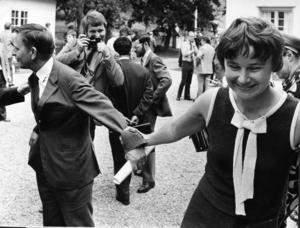 Makarna Palme 1971.