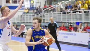 John Brändmark letade efter en ny utmaning efter ett helt liv i Borås, nu är han klar för Köping Stars.Bild: SBBF