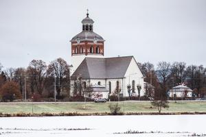 Bollnäs kyrka har aldrig tidigare arrangerat dop på drop in.