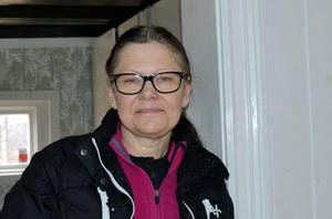 Lena Hjort Hultqvist vill locka fler motionssimmare till Maserhallen.