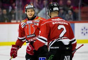 Kristian Näkyvä och Rasmus Rissanen. Foto: Johan Bernström/BILDBYRÅN