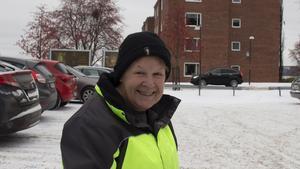 Helen Söderberg, 61 år, förtidspensionär, Sörberge.