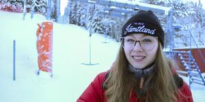 Nu är Erica Jonsson från Mo i Lit glad. Hon och många med henne har fightats i flera år för Litsbackens framtid.