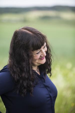 Karin Perers blev skogsägare när hon var 35 år gammal.