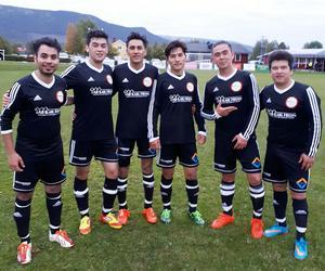 Hamed Mohebi, Qorban Naderi,  Latif Rahimi, Zaher Alizadeh, Mujtaba Safuai och Issa Mohammadi,   har alla spelat i Hede och Vemdalens fotbollslag.