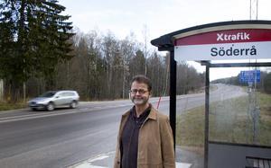 Det är viktigt att det känns inbjudande när det byggs vid infarterna till Hudiksvall, enligt planeringschef Hans Gyllow.