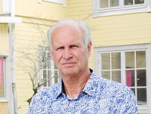 Stefan Sundh är glad över de möjligheter kontantcentret ger Avestas befolkning.