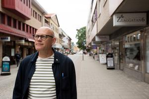 Centrumutvecklare Lasse Westin.