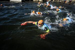 Juniskär swimrun 2018.