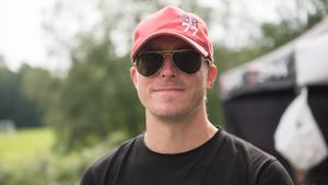 Fredrik Kling, 41 år, infrastrukturkonsult, Luleå: