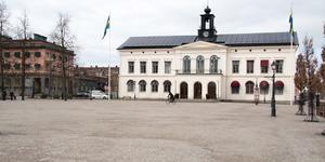 Stora torget Köping.