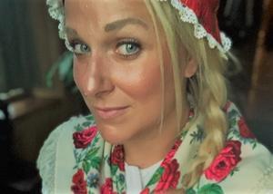 Sara Thunmarker Telde.