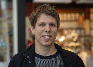 Fredrik Strand, 32, processoperatör, Söråker