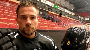 Lukas Kilström är tillbaka igen efter förra säsongens hemska hjärnskakning.