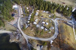 Det sägs att det planeras att byggas camping på Ryssängen i Engesberg.