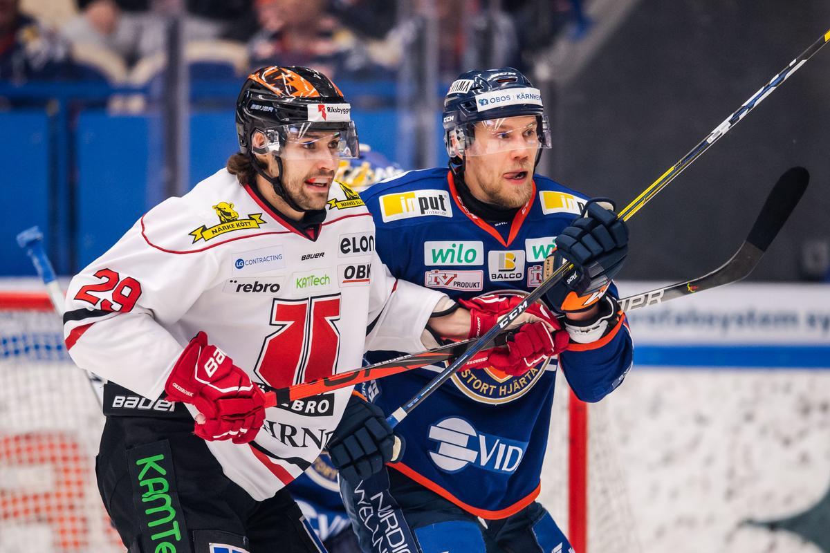Örebro föll igen när Växjös målvakt storspelade – så var matchen