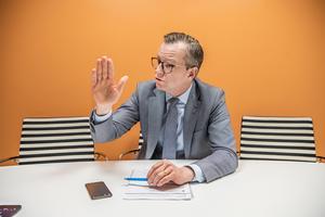 Mikael Damberg (S), näringsminister, menar att dödläget mellan Kubal och dess kunder har brutits. Bild: Lars Pehrson/TT