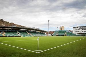 Idrottsparken blir NP3 Arena. Skyltarna kommer att sättas upp inom kort.
