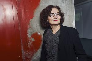 Ebba Witt-Brattström. Foto: Stina Stjernkvist / TT