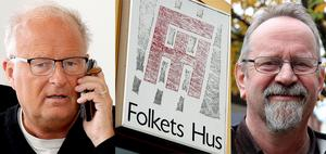 Triangeldramat om Folkets hus-föreningen och Medborgarhuset i Ånge har efter några veckor i dvala åter vaknat till liv.