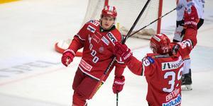 18-årige Lukas Wernblom fortsätter sin karriär i Modo Hockey.