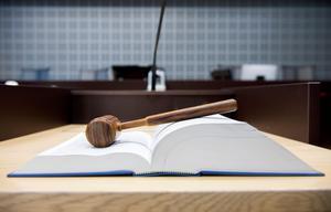 Domstolarna vidtar inte åtgärder som sig bör när det gäller grova rättegångsfel i domstol, hävdar Mats Lönnerblad, författare och skribent i finansrätt. Bild: Henrik Montgomery/TT/
