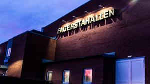 Under hösten har polisen varit också varit mycket vid Fagerstahallen, då de gemensamt med kommunen arbetar för att öka tryggheten där.