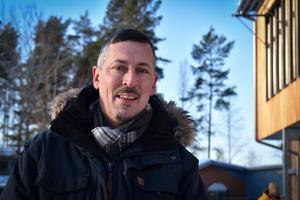 Björn Ljungqvist, ordförande Barn- och Utbildningsnämnden Falu kommun. Foto: arkiv