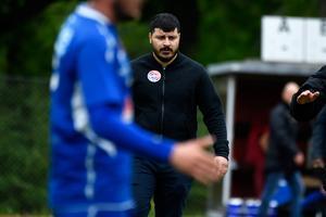 Elias Ibrahim är ny huvudtränare för Råslätt SK som börjar om i division 3. Bilden är en arkivbild.