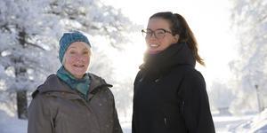 Genom ett samarbete mellan LRF Jämtland och VM-bolaget ska den lokala maten lyftas fram under skidskytte-VM i Östersund. Ann Larsson och Viktoria Lindqvist från LRF Jämtland ser det som ett avstamp för framtida samarbeten mellan eventföretagare och lokala livsmedelsproducenter.