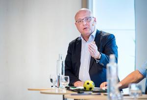 Magnus Ranstorp, terrorismforskare på Försvarshögskolan.Foto: Marcus Ericsson / TT /