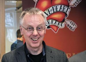 Åke Lundström är vd för Live at heart.Arkivfoto
