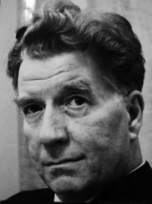 Professor Kjell Kumlien (1903–1995), som skrev om Västerås historia fram till 1600-talet, lanserade hypotesen att Sankt Ilians kyrka, vid nuvarande korsningen Hantverkargatan och Vasagatan, var den första biskopskyrkan. Foto: VLT.
