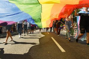 Pride-rörelsen behövs eftersom människor världen över – och tyvärr även i Bollnäs – ofta hatas, hotas, diskrimineras och blir nekade just det. Varför vill inte kyrkan i Bollnäs vara med i samarbetet? undrar styrelsen för Bollnäs Pride.